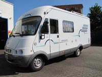 Campinggasprüfung Wohnmobil